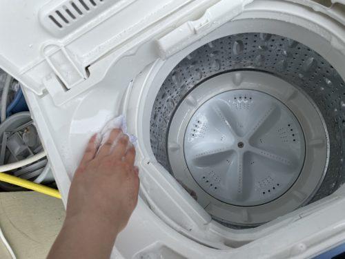 洗濯機16